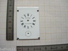 Cadran HOUR LAVIGNE Piovano pendule,pendulette Uhr zifferblatt 40x57 mm dial N11