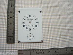 Cadran-HOUR-LAVIGNE-Piovano-pendule-pendulette-Uhr-zifferblatt-40x57-mm-dial-N11