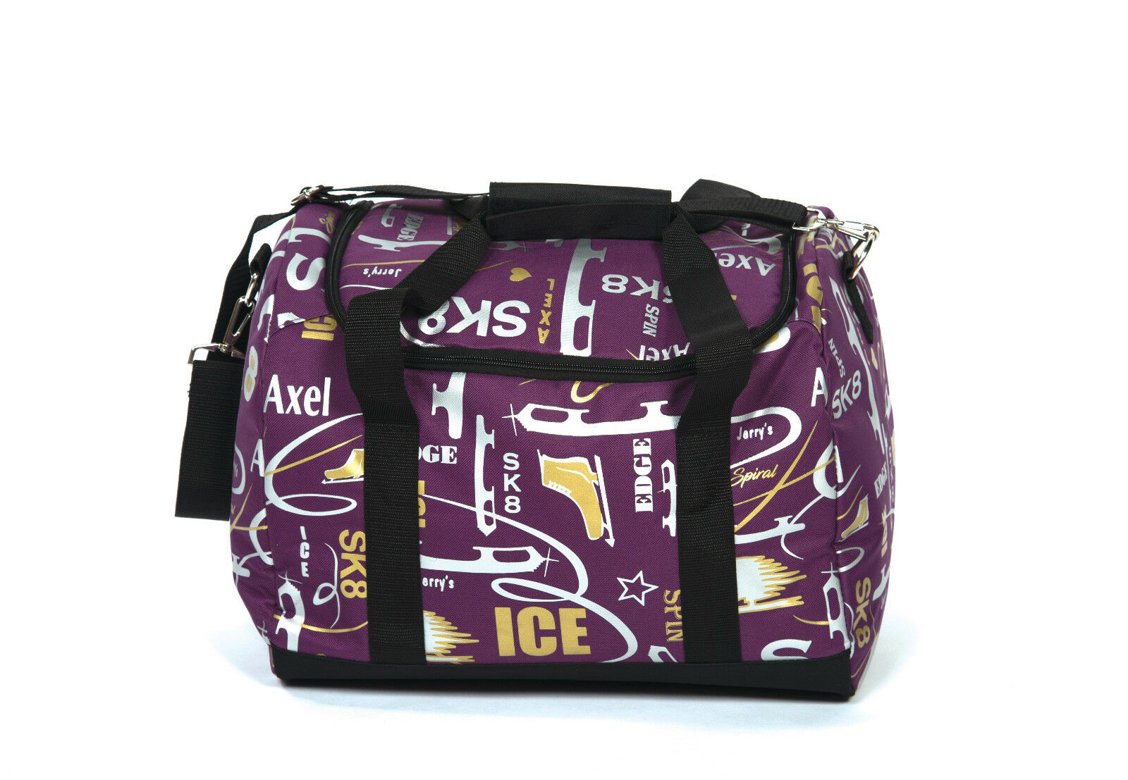 aab1e4faf70aa Figure Bags Bag Jerry s Purple Grafitti Carry All Skating 6090 ...