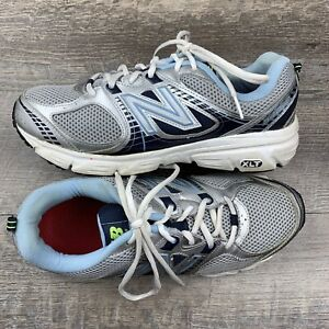 size 40 e06dd 4ad17 Details about New Balance Womens 540 V2 XLT Blue Gray Running Shoe Size 11