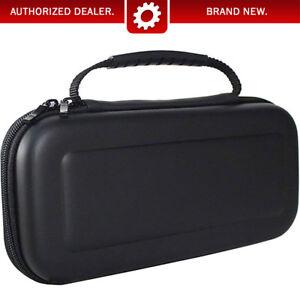 Nintendo-Switch-Travel-Case-Hard-Shell-Black-Deco-Gear