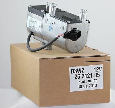 Eberspächer Zuheizer Heizgerät Standheizung D3WZ VW Bus T4 25212105 Neu & OVP