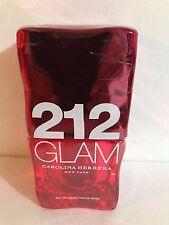 212 Glam by Carolina Herrera for Women EDT Spray 2oz/ 2.0oz New In Box