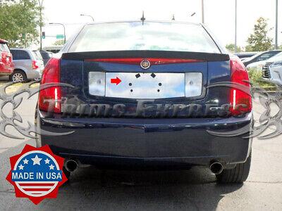 fits 2005-2010 Chrysler 300 300C License Plate Trim Backdrop Bezel Accent Cover