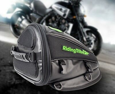 Tail Bag Waterproof Rucksack Hand Backpack Sports Cycle Motorbike Motorcycle 1wCqYxnRSx