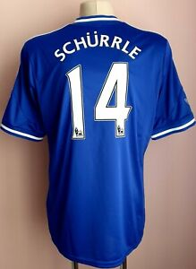 newest collection fcac8 2c73a Details about Chelsea 2013 - 2014 Home football shirt size XL, Andre  Schurrle