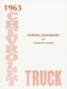 Admirable 63 Chevy Pickup Wiring Diagram Basic Electronics Wiring Diagram Wiring 101 Akebretraxxcnl