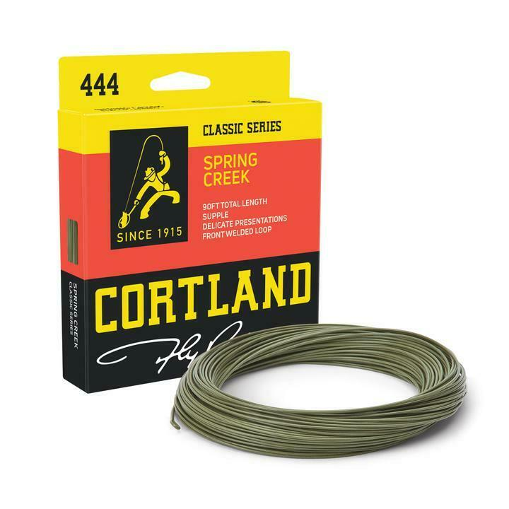 Cortland 444  Spring Creek Fly Line  mejor marca