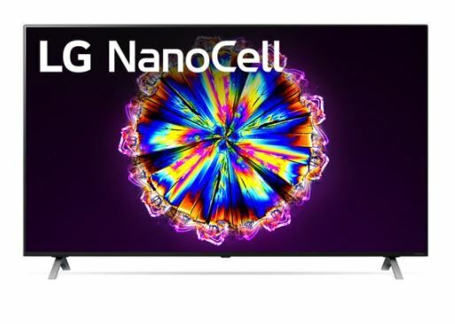 LG 65 Class 4K UHD 2160P NanoCell Smart TV with HDR 65NANO90UNA 2020 Model. Available Now for 798.99