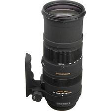 Sigma 150-500mm f/5-6.3 DG OS HSM APO Autofocus Lens for Nikon AF