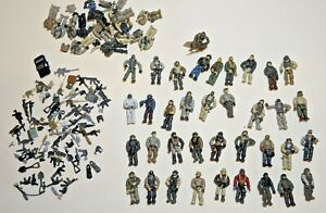 Huge Call of Duty Mega Bloks Figures Minifigs Lot with weapons and accessories