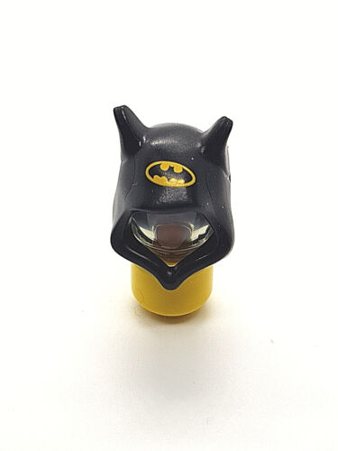 LEGO-MINIFIGURES THE BATMAN MOVIE SERIES 2 X 1 HOOD FOR THE BAT MERCH BATGIRL