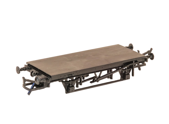 Parkside PA09 OO Gauge BR 10ft Wagon Chassis Kit