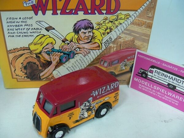 Corgi Comic Classics Morris J Van The Wizard 98758    Großer Räumungsverkauf