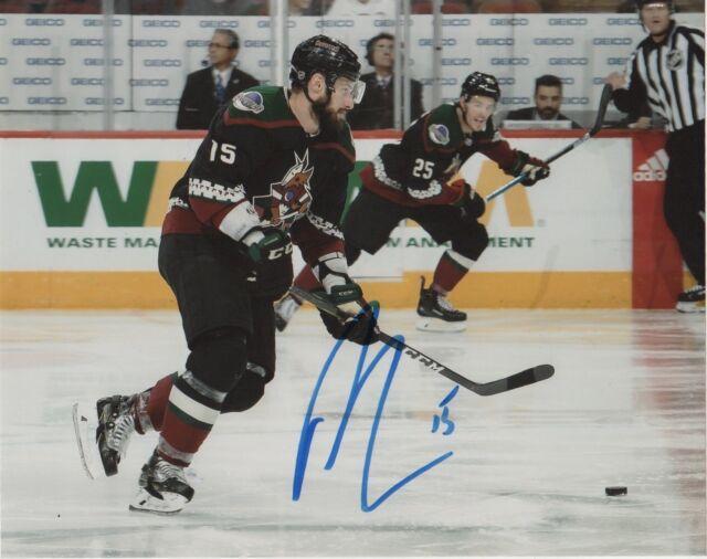 Arizona Coyotes Brad Richardson Autographed Signed 8x10 Photo COA A