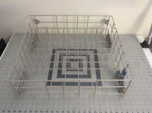 Whirlpool Dishwasher Lower Dishrack Assembly W10727679 8561749