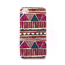 Hard Case For Apple iPhone 4 4S - Aztec Design 4
