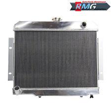 2row Aluminum Radiator Fit For 1972-1986 JEEP CJ Series CJ5/CJ6/CJ7 73 74 80 83