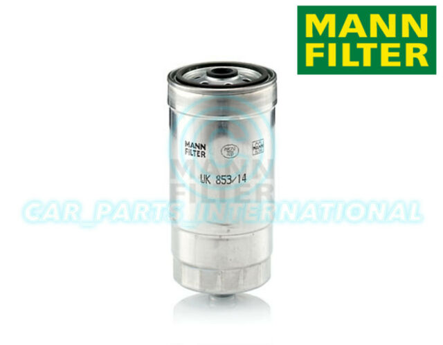 Mann Hummel OE Quality Replacement Fuel Filter WK 853/14