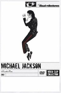 Michael-Jackson-Number-One-039-s-DVD-very-good-condition-t2