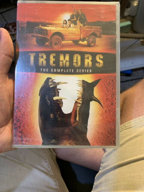 Tremors: The Complete Series (DVD, 2010, 3-Disc Set)