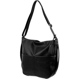 ESPRIT-Damen-Hobo-Bag-Schultertasche-Handtasche-Tasche-Material-Flexi-Weich-NEU