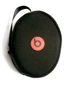 Beats-by-Dre-Zipper-Case-for-Headphones-Black-Red