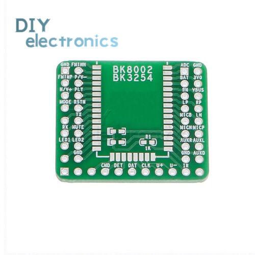 CSR8645 V4.0 Amplifier Board Module AUX APTX 2*5W For DIY BluetoothUS