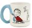 Hallmark-Peanuts-Linus-and-Snoopy-Dimensional-Blanket-Coffee-Mug-New 縮圖 1