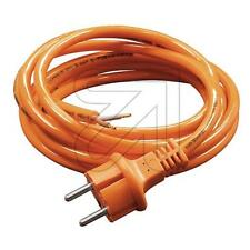 3 m H07BQ-F 3G1,0 ***N orange as-Schwabe 70918 Pur-Baustellen-Anschlussleitung