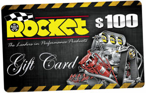 $100 Rocket Gift Card