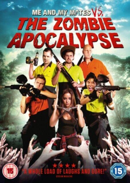 Me And My Mates vs The Zombi Apocalypse DVD Nuevo DVD (MBF107)