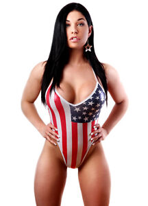 Sexy red white and blue