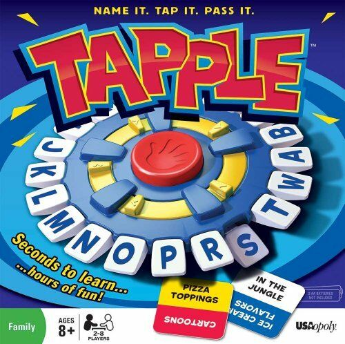 Fast Word Fun For Everyone New Free Shipping Tapple