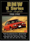 BMW 5 Series Gold Portfolio1988-95: Collection of Contemporary Road Tests, Comparison Tests and Performance Data by Brooklands Books Ltd (Paperback, 1999)