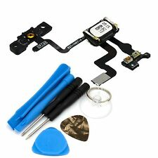 Replacement Power Flex Cable With Bracket & Ear Speaker & Tools For iPhone 4S
