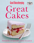 Good Housekeeping  Great Cakes: Favourite Recipes for Every Occasion by Emma Marsden, Good Housekeeping Institute (Great Britain) (Hardback, 2006)