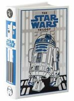 The Star Wars Trilogy R2d2 Cover Leather Bound Special Edition By George Lucas