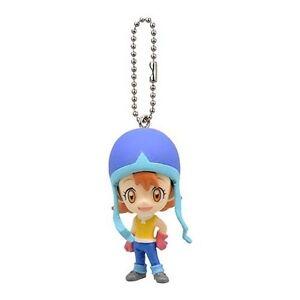 Digimon Izzy Izumi Mascot Key Chain NEW