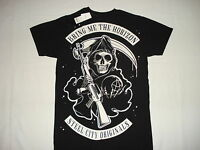 Bring Me The Horizon Bmth T-shirt: S M L Xl 2xl Grim Reaper Sco Metal Rock