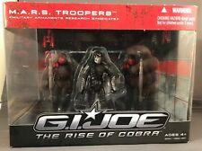 Troopers GI Joe The Rise of Cobra M.A.R.S