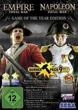 Total War Empire und Napoleon GOTY Edition + DLC BRANDNEU