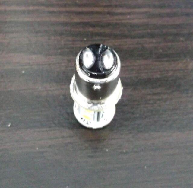 BBT 13 LED BA15D Cool White Marine Grade Light Bulb Perko Guest Hella