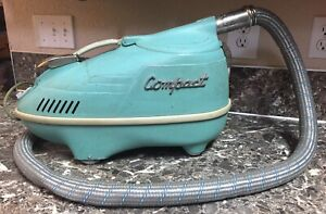 Retro-IEC-Compact-Canister-Vacuum-Cleaner-C-4-23rd-Anniversary-Model-Used-Works