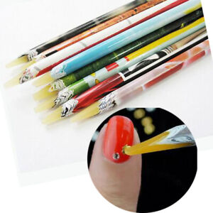 easy picking up crystal rhinestone gem picker wax pen