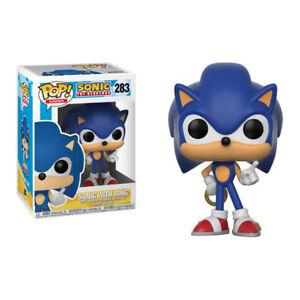 Funko Pop Animation Sonic The Hedgehog Vinyl Figure S New Ebay