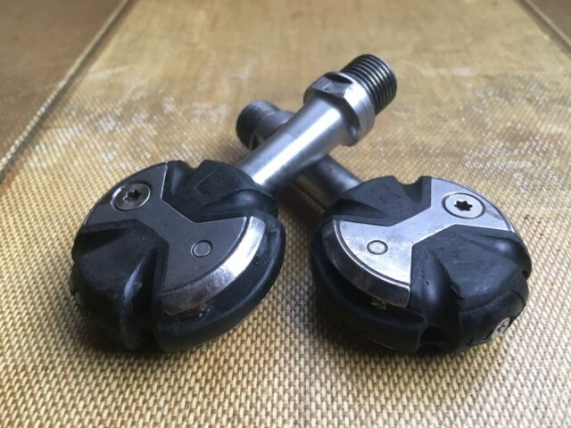Speedplay Zero Stainless Road Bike Pedals with Cleats Silver