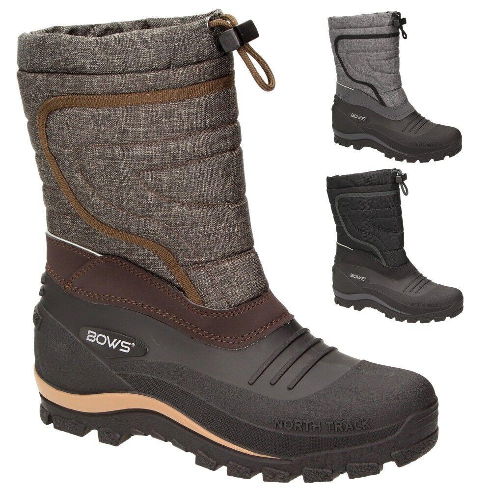 Bows ® botas Bente señores señora nieve galosche caliente invierno botas estancos galosche nieve 0c8e11