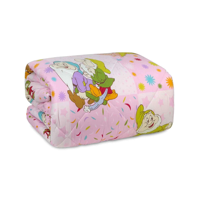 Quilt Disney Caleffi Sette Nani Blanket Winter Single 1 Square 4465