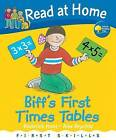 Read at Home: First Skills: Biff's First Times Tables by Roderick Hunt (Hardback, 2008)